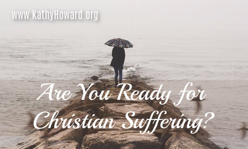 Christian Suffering
